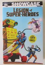 Legion of Super Heroes Vol 2 DC Showcase Presents