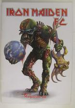 Iron Maiden Fan Club Magazine 88