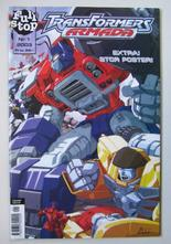 Transformers Armada 2003 01 med poster
