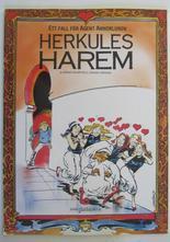 Agent Annorlunda 02 Herkules harem