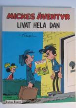 Mickes Äventyr 02 Livat hela dan