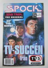 Star Trek 1992 01 Spock