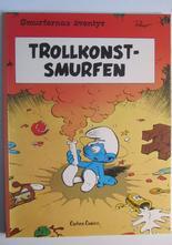 Smurfernas äventyr 03 Trollkonstsmurfen