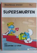 Smurfernas äventyr 04 Supersmurfen