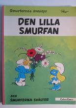 Smurfernas äventyr 05 Den lilla smurfan