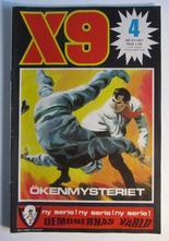 X9 1971 04 Vg+