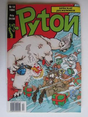 Pyton 1994 12