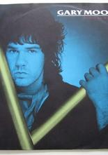 "Gary Moore Friday on My Mind / Reach for the Sky (live) 7"" singel"