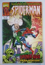 Spider-Man 1999 01 Prenumerationstidning