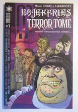 Bojeffries Terror Tome #1