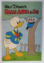 Kalle Anka 1958 12 Vg