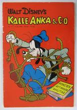 Kalle Anka 1958 14 Vg-
