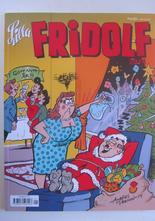Lilla Fridolf Julalbum 2014