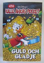 Kalle Ankas pocket 474 Guld och glädje