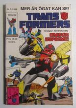 Transformers 1988 03 Vg+