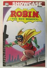 Robin the Boy Wonder Vol 1 DC Showcase Presents
