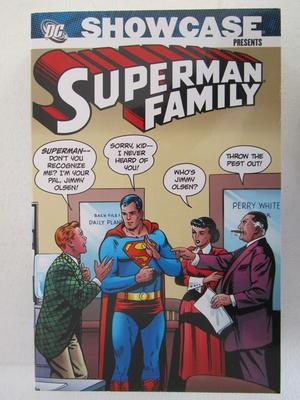 Superman Family Vol 2 DC Showcase Presents
