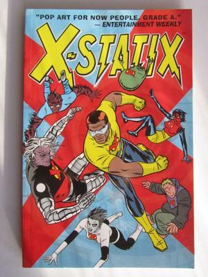 X-Statix Vol 2