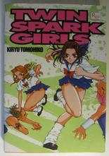 Twin Spark Girls seriealbum