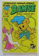 Bamse 1977 07