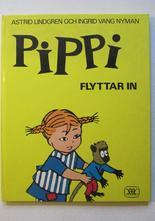Pippi Långstrump Pippi flyttar in 1969