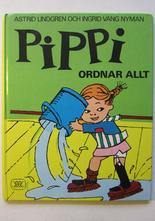 Pippi Långstrump Pippi ordnar allt 1969