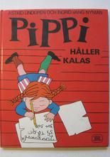 Pippi Långstrump Pippi håller kalas 1970