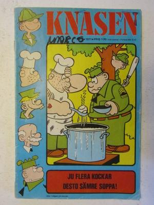 Knasen 1971 04 Fair