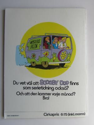 Scooby Doo stort presentalbum 1977