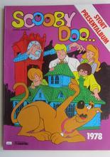 Scooby Doo stort presentalbum 1978