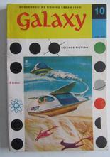 Galaxy 10 1959 Novellsamling science fiction