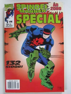 Spindelmannen Special  1996 01 Vg