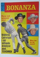 Bonanza 1964 03 Fn Bröderna Cartwright