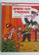 Spirou 26 Spirou och tyrannen del 1