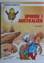 Spirou 29 Spirou i Australien