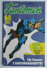 Fantomen 1974 11 Vg