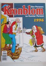 Kronblom Julalbum 1996