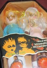 Living Dead Dolls Set Hemlock & Honey