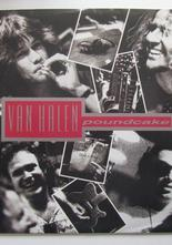 "Van Halen Poundcake / Pleasure Dome 7"" singel"