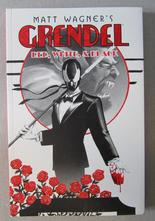 Grendel - Red White, & Black