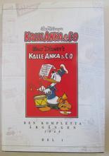 Kalle Anka & C:O Den kompletta årgången 1949 Del 1