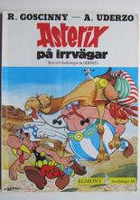 Asterix 26 Asterix på irrvägar 3:e upplagan Vg