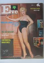 Eve  Vol 1 No 1 Pinup USA