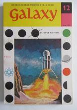 Galaxy 12 1959 Novellsamling science fiction