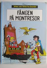 Johan och Pellevin 02 Fången på Montresor