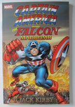 Captain America and the Falcon Madbomb