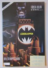 Läderlappen 1987 01 Dark Knight Returns Fn