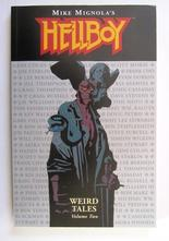 Hellboy Weird Tales Vol 2 Garden of Souls