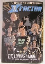 X-Factor  The Longest Night Hardcover