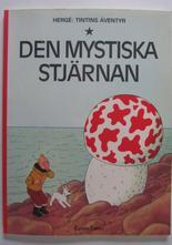 Tintin 01 Den mystiska stjärnan 2 uppl.